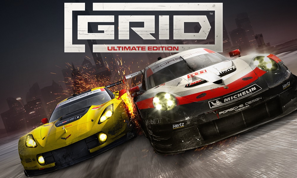 GRID Racing Simulation PlayStation 4 Pro Xbox One X PC Review Test Kritik Codemasters Koch Media TItel