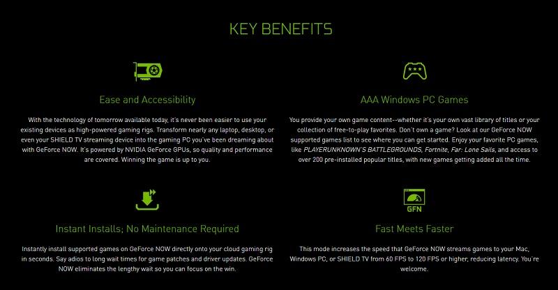GeForce Now RTX Cloud Gaming Nvidia RTX 2080 Anno 1800 Destiny 2 Beta Stadia Preview Vorschau Einschätzung Vorteile
