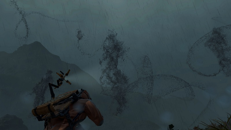 Death Stranding PS4 Pro Review Test Kritik Kojima Productions Hideo Kojima Norman Reedus Mads Mikkelsen GDs