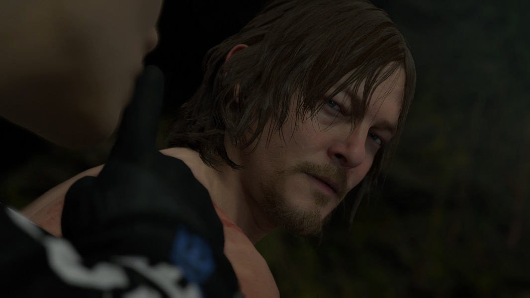 Death Stranding PS4 Pro Review Test Kritik Kojima Productions Hideo Kijima Norman Reedus Mads Mikkelsen Titel