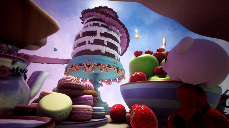 Dreams PlayStation 4 PS4 Pro Media Molecule Review Test Sandbox Create Leckerei