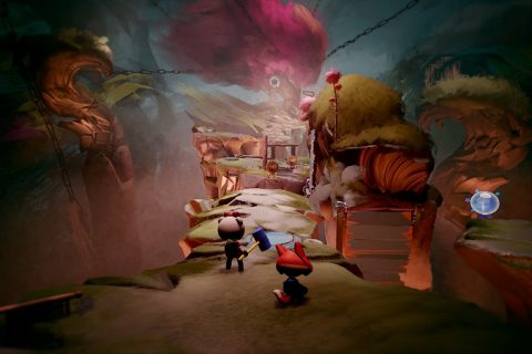 Dreams PlayStation 4 PS4 Pro Media Molecule Review Test Sandbox Create Titel