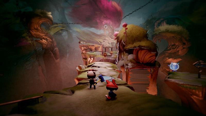 Dreams PlayStation 4 PS4 Pro Media Molecule Review Test Sandbox Create Titel