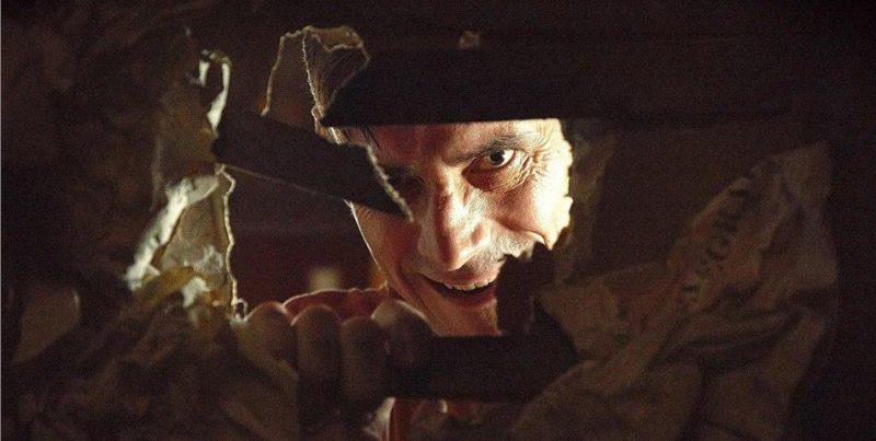 Girl on the Third Floor Kritik Review Haunted House Horror Tiberius Film Heimkino Blu ray DVD Digital Renovierung