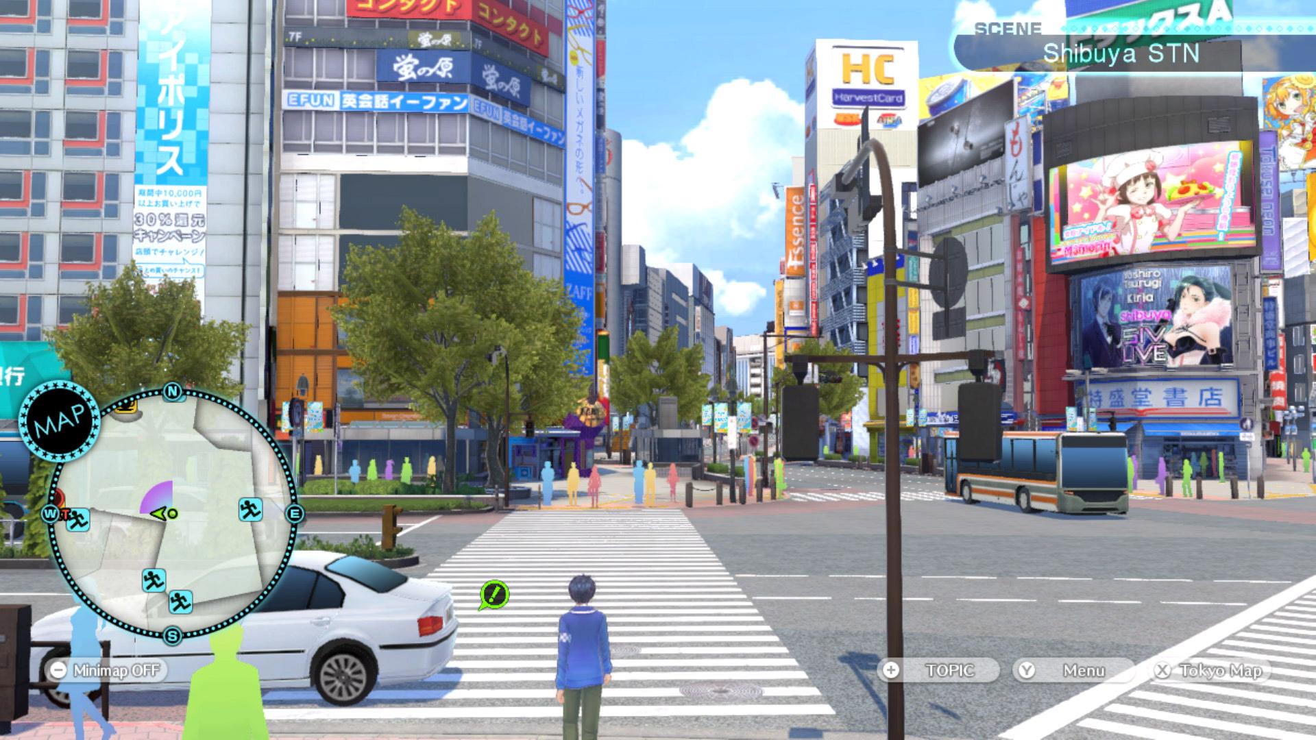 Tokyo Mirage Sessions #FE Encore Review Test Kritik JRPG Nintendo Switch Tokyo
