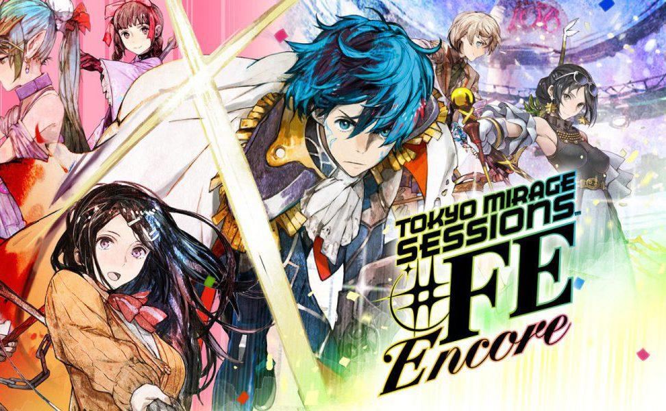 Tokyo Mirage Sessions #FE Encore Review Test Kritik JRPG Nintendo Switch