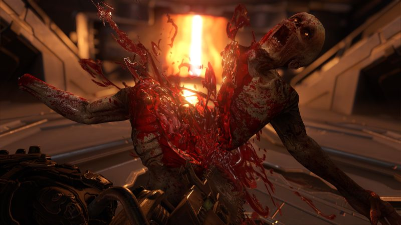 Doom Eternal Review Test Kritik Bethesda Softworks ID Software PS4 Pro PlayStation 4 Xbox One PC Shooter13