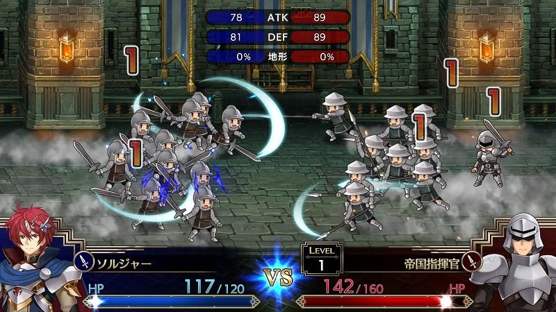 Langrisser I Langrisser II Langrisser 2 Langrisser 1 Nintendo Switch Remake Remaster Review Test Kritik Nippon Ichi Software NIS Amerika Kampf