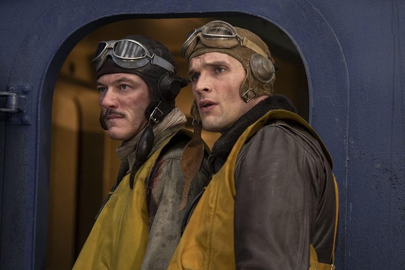 Midway Für die Freiheit Roland Emmerich Review Kritik Blu-ray Heimkino Dolby Atmos Flieger