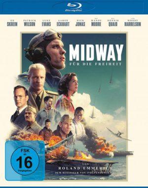 Midway Für die Freiheit Roland Emmerich Review Kritik Blu-ray Heimkino Dolby Atmos Gewinnspiel