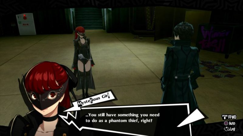 Persona 5 Royal PlayStation 4 Pro PS4 Review Test Atlus RPG JRPG004