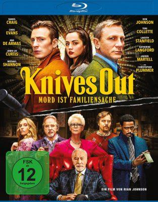 Knives Out Mord ist Familiensache Kritik Review Test Blu-ray Gewinnspiel