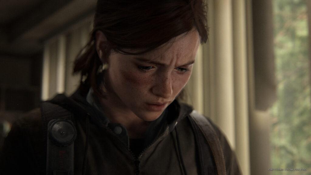 The Last of Us Part 2 Ellie Guitarre