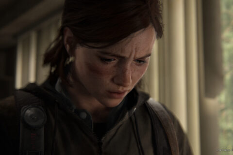 The Last of Us Part 2 Ellie Guitarre
