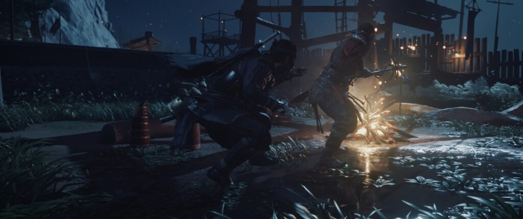 Ghost of Tsushima Playstation 4 Pro Stealth