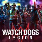 Watch Dogs Legion Artwork Agenten Watch Dogs 3