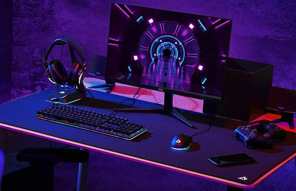 Aukey Gaming-PC-Hardware Aufmacher