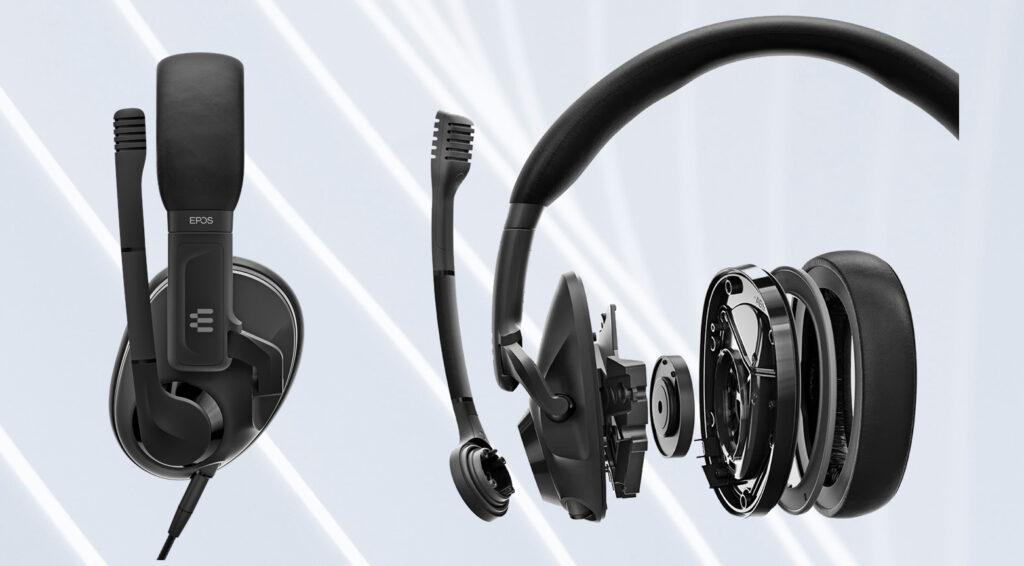 Epos H3 Gaming Headset PS5 PS4 Xbox Series X S PC Titel 2