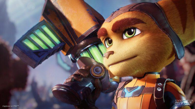Ratchet & Clank Rift Apart Ratchet and Clank Rift Apart Review Test Kritik PlayStation 5 PS5 Ratchet