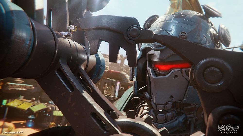 Ratchet & Clank Rift Apart Ratchet and Clank Rift Apart Review Test Kritik PlayStation 5 PS5 Roboter