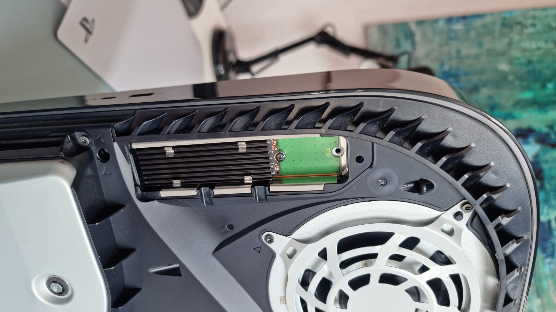 PlayStation 5 PS5 PCIe-4.0-SSD Speichererweiterung externe M.2 NVME SSD Ladezeiten Geschwindigkeit Vorteile Kühlkörüer Glotrends M.2 IcyBox RSHtech SSD